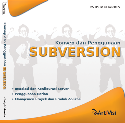 Sampul Depan Buku Subversion