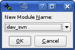 Add Subversion Module